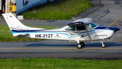 HK-2127 - Cessna 182Q Skylane II - Aeroestudios