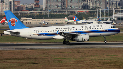 B-2350 - Airbus A320-232 - China Southern Airlines