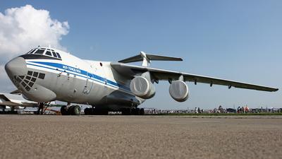 RF-78654 - Ilyushin Il-76MD-90A - Russia - Air Force