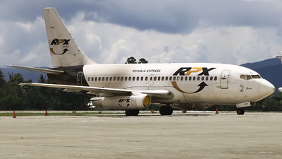 PK-RPH - Boeing 737-2K2C(Adv) - RPX Airlines - Republic Express