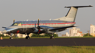 PR-STZ - Embraer EMB-120ER Brasília - Rico Táxi Aéreo