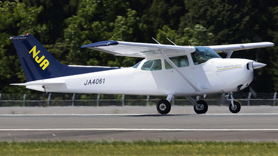 JA4061 - Cessna 172P Skyhawk - New Japan Aviation (NJA)