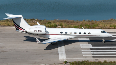 CS-DKH - Gulfstream G550 - NetJets Europe