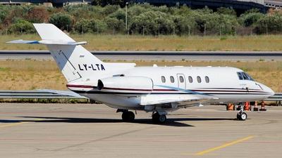 LY-LTA - Raytheon Hawker 800XP - Private
