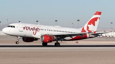C-GBHR - Airbus A319-114 - Air Canada Rouge