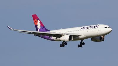 N385HA - Airbus A330-243 - Hawaiian Airlines