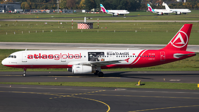 TC-AGI - Airbus A321-231 - AtlasGlobal