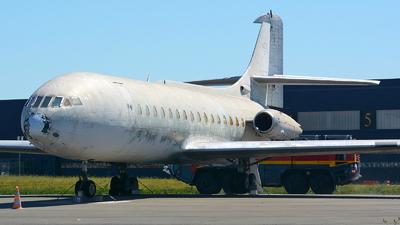 F-BVPZ - Sud Aviation SE 210 Caravelle VIN - Aérotour