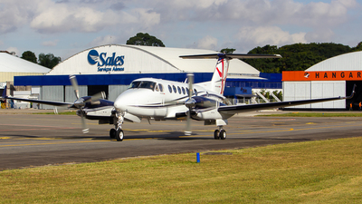 PS-JDS - Beechcraft B300 King Air 350i - Private