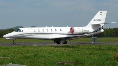 D-CBAY - Cessna 680 Citation Sovereign - Private
