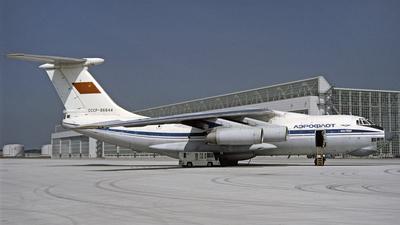 CCCP-86844 - Ilyushin IL-76M - Soviet Union - Air Force