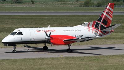 G-LGNN - Saab 340B(F) - Loganair