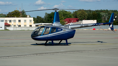 UR-HAA - Robinson R66 Turbine - Private