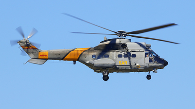 HD-21-4 - Eurocopter AS 332L Super Puma - Spain - Air Force
