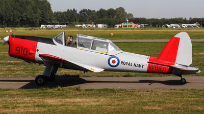A picture of GBWTG - De Havilland Canada DHC1 Chipmunk - [C1/0119] - © C. v. Grinsven