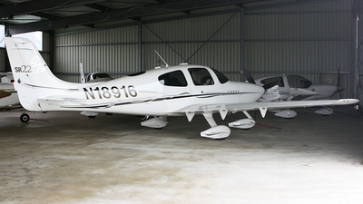 N18916 - Cirrus SR22-GTS - Private