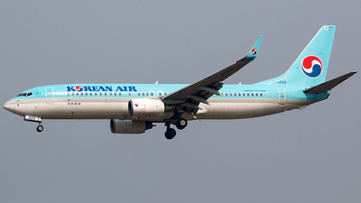 HL8224 - Boeing 737-8Q8 - Korean Air