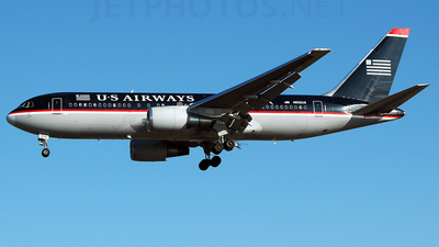 N652US - Boeing 767-2B7(ER) - US Airways