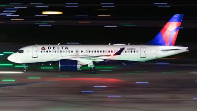 N109DU - Airbus A220-100 - Delta Air Lines