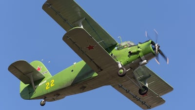 RF-90588 - Antonov An-2T - Russia - Air Force