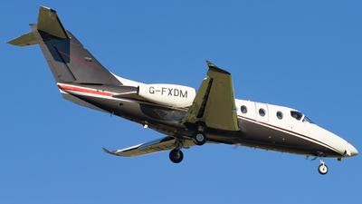 G-FXDM - Hawker Beechcraft 400A - Flexjet