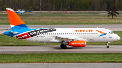 RA-89136 - Sukhoi Superjet 100-95B - Azimuth Airlines