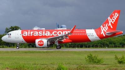 A picture of 9MRAH - Airbus A320251N - AirAsia - © Ahmad Sallehuddin A.Sahak
