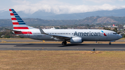 A picture of N967AN - Boeing 737823 - American Airlines - © Cristian Quijano