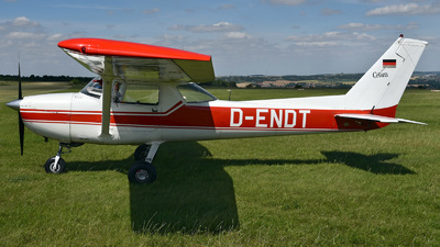D-ENDT - Reims-Cessna F150M - Private