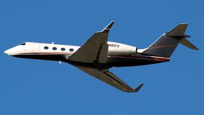 N451FX - Gulfstream G450 - Private