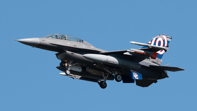86-0044 - General Dynamics F-16D Fighting Falcon - United States - US Air Force (USAF)