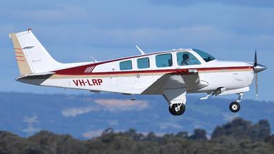 A picture of VHLRP - Beech 36 Bonanza - [E1911] - © John Slabbert