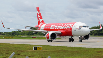A picture of 9MAGD - Airbus A320251N - AirAsia - © Kody Chin