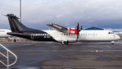 ZK-MCC - ATR 72-212A(500) - Untitled