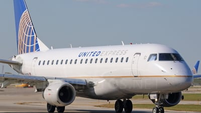 N642RW - Embraer 170-100SE - United Express (Shuttle America)