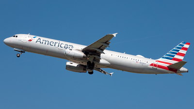 A picture of N508AY - Airbus A321231 - American Airlines - © Yan777