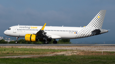 A picture of ECNAY - Airbus A320271N - Vueling - © Eduardo Seijo
