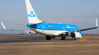 PH-BGU - Boeing 737-7K2 - KLM Royal Dutch Airlines