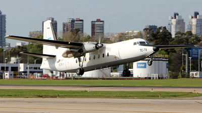 TC-79 - Fokker F27-400M Troopship - Argentina - Air Force