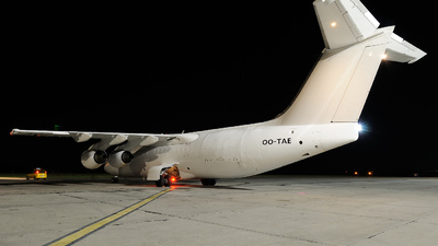 OO-TAE - British Aerospace BAe 146-300(QT) - TNT Airways