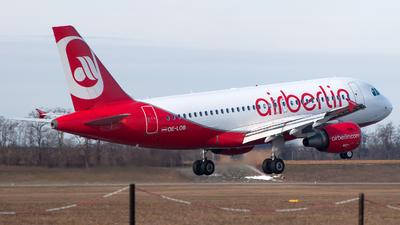 OE-LOB - Airbus A319-112 - Air Berlin (Niki)