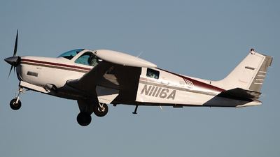 N1116A - Beechcraft A36 Bonanza - Private