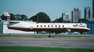 AE-180 - Swearingen SA226-AT Merlin IV - Argentina - Army