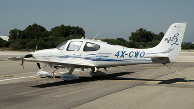 4X-CWO - Cirrus SR22-G2 - Private