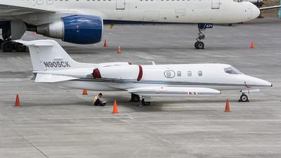 A picture of N905CK - Learjet 36 - Kalitta Charters - © OSCAR GUILLEN