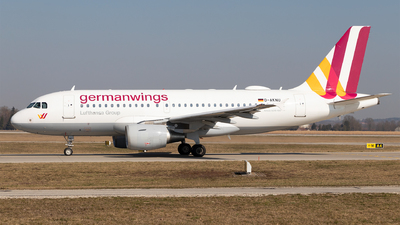 A picture of DAKNU - Airbus A319112 - Eurowings - © Moritz Babl