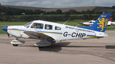 A picture of GCHIP - Piper PA28181 - [288290095] - © Hawkwind