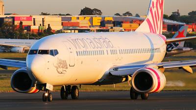 A picture of VHVUG - Boeing 7378FE - Virgin Australia - © Mark H
