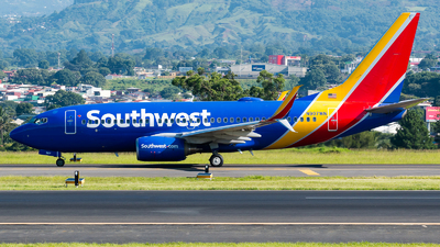 N907WN - Boeing 737-7H4 - Southwest Airlines