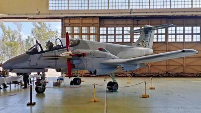 OVX-501 - FMA IA-58H Pucará II - Argentina - Air Force